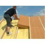 Утепление крыши и наружных стен плитами Steico universal dry